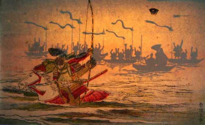 sub014-那須与一-平家の舟の扇の的-透かし